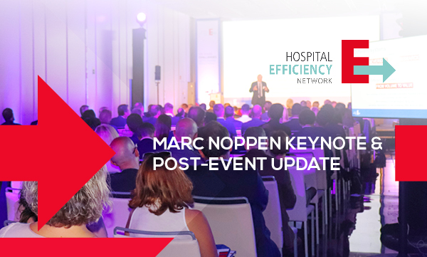 Marc Noppen keynote and post-event update